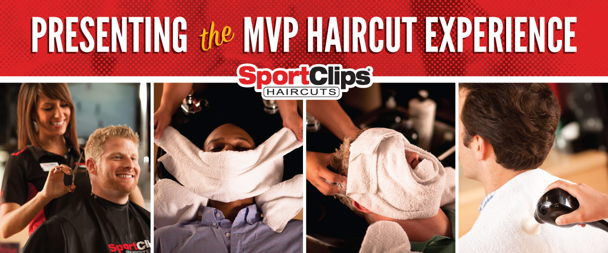 The Sport Clips Haircuts of Hy-Vee East Madison MVP Haircut Experience