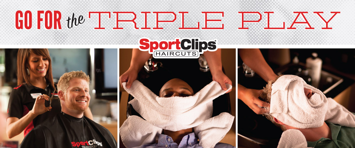 The Sport Clips Haircuts of Hy-Vee East Madison Triple Play